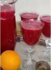 مشروب البنجر بالبرتقال رمضان 2021